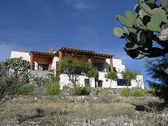 Ranch house for sale san miguel de allende guanajuato for Home with recording studio for sale